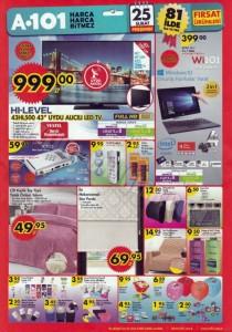 A101 25 Şubat 2016 Aktüel Ürünler Kataloğu