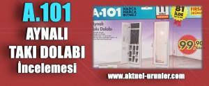 A101 Aynalı Takı Dolabı Ürün İncelemesi