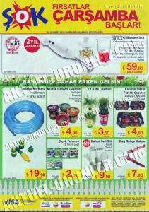 Şok 16 Mart Bağ & Bahçe Aktüel Ürünler Kataloğu