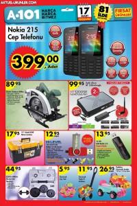 A101 17 Mart 2016 Aktüel Ürünler Kataloğu