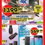 A101 7 Nisan 43UHL900 ve Dahası Aktüel Elektronik