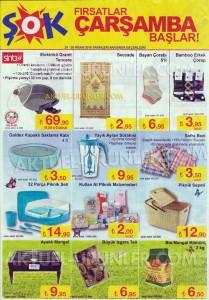 Şok 20 Nisan Piknik Aktüel Ürünleri Sayfası