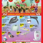 A101 5 Mayıs Canlı Çiçek ve Küçük Ev Aletleri Aktüel Ürünleri