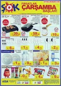 ŞOK 11 Mayıs 2016 Aktüel Ürünler Kataloğu
