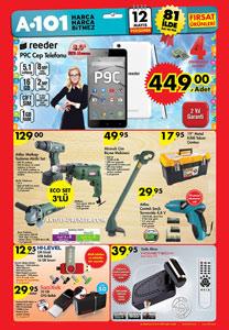 A101 12 Mayıs 2016 Aktüel Ürünler Kataloğu