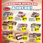 A101 26 Mayıs Kekspır Aktüel Ürünleri Sayfası