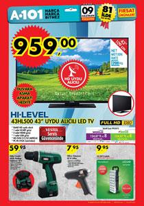 A101 9 Haziran 2016 Aktüel Ürünler Kataloğu