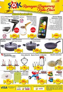 ŞOK 29 Haziran 2016 Aktüel Ürünler Kataloğu