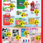 A101 04 Temmuz - 10 Temmuz Aktüel Temizlik Sayfası