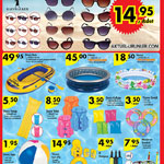 A101 23 Haziran Aktüel - Deniz ve Plaj Ürünleri