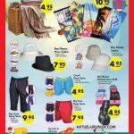A101 23 Haziran Aktüel Katalogları - Plaj Giyim Ürünleri