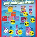 A101 23 Haziran - Parex Temizlik Aktüel Ürünleri