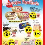 A101 4 Temmuz - 17 Temmuz Aktüel Dondurma Ürünleri