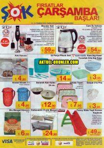 ŞOK 13 Temmuz 2016 Aktüel Ürünler Kataloğu