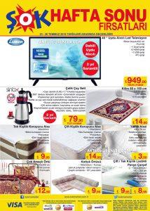 ŞOK 20 Temmuz 2016 Aktüel Ürünler Kataloğu