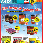 A101 1 Ağustos - 7 Ağustos Aktüel Ürünler Kataloğu