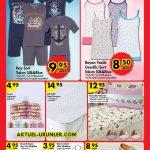 A101 14 Temmuz 2016 Aktüel - Tekstil Ürünleri Sayfası
