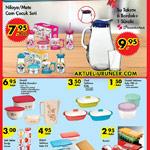 A101 14 Temmuz Mutfak Ürünleri Sayfası İndirimleri