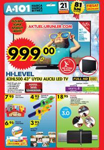A101 21 Temmuz 2016 Aktüel Ürünler Kataloğu