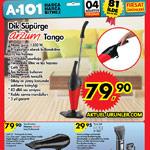 A101 4 Ağustos Aktüel Katalog - Arzum Tango Dik Süpürge