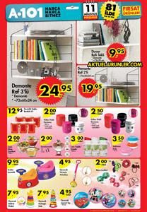 A101 11 Ağustos 2016 Aktüel Ürünler Kataloğu
