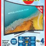 A101 18 Ağustos Aktüel Ürünleri - Samsung UE55K6500 TV