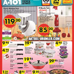 A101 8 Eylül 2016 Aktüel Ürünler Kataloğu
