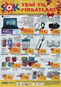 ŞOK 28 Aralık 2016 Aktüel Ürünler Kataloğu