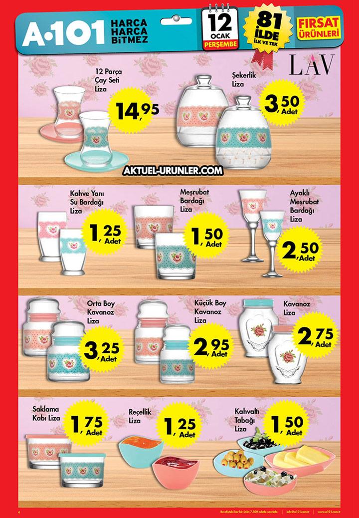 A101 12 Ocak Aktüel Ürünleri – Lav Lisa
