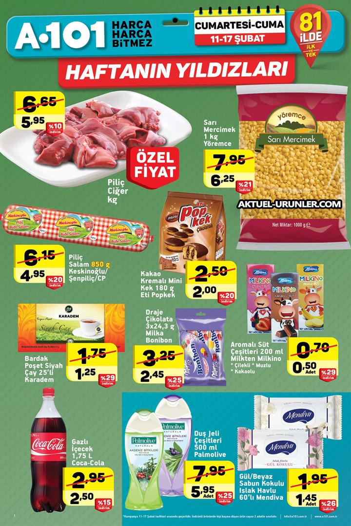 A101 11 Şubat Aktüel Ürünler Kataloğu