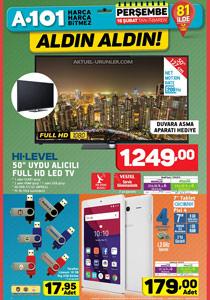A101 16 Şubat 2017 Aktüel Ürünler Kataloğu