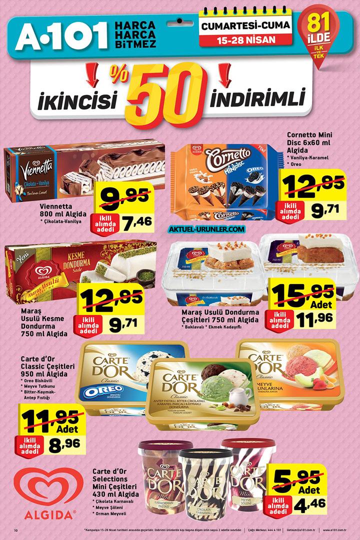 A101 15 Nisan Aktüel Ürünleri Kataloğu – Hafta Sonu