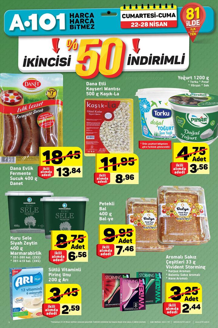 A101 22 Nisan 2017 Aktüel Ürünler Kataloğu