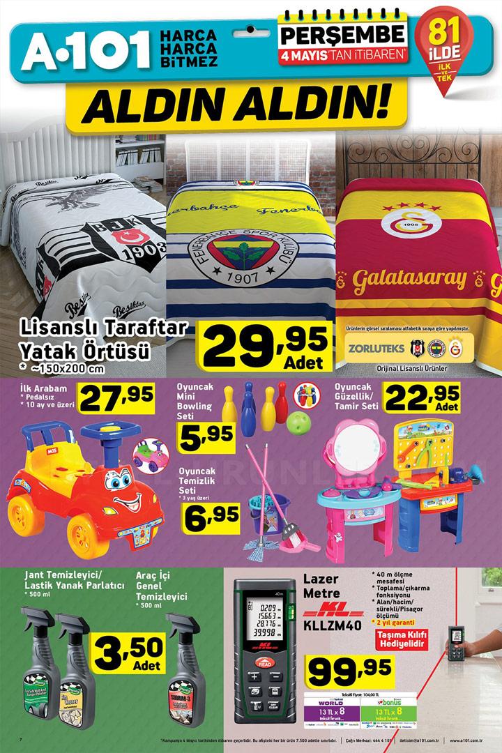 A101 4 Mayıs Aktüel Ürünleri – Lazer Metre Sayfası