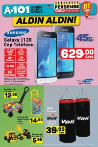 A101 1 Haziran 2017 Aktüel Ürünler Kataloğu