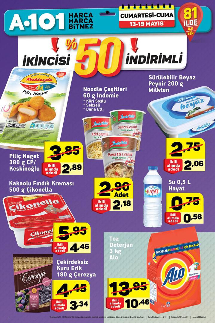 A101 13 Mayıs Aktüel Ürünler Hafta Sonu Kataloğu
