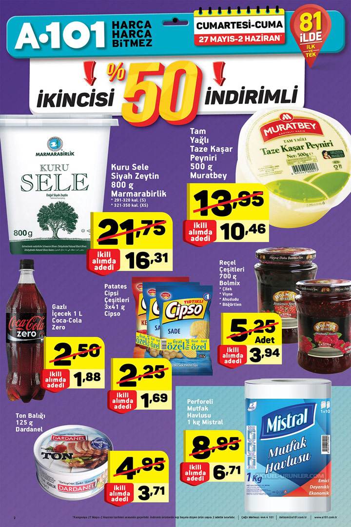 A101 27 Mayıs Aktüel Ürünler Hafta Sonu Kataloğu