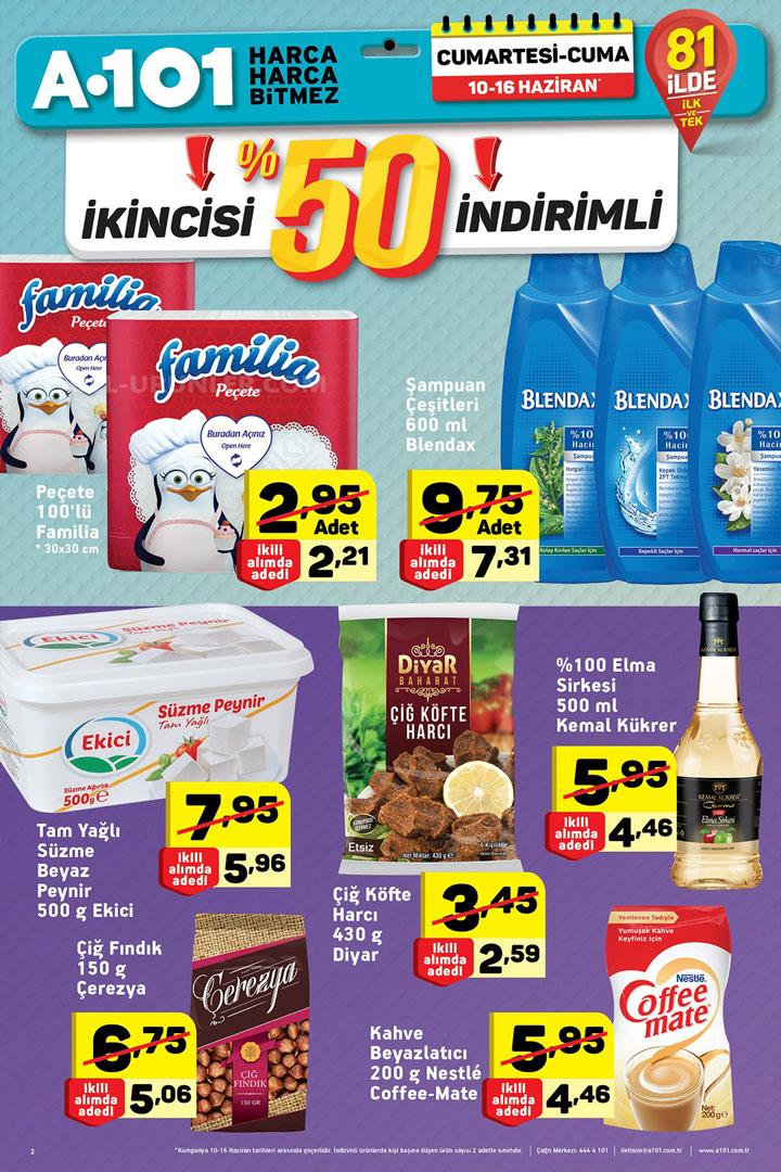 A101 10 Haziran Aktüel Ürünler Hafta Sonu Kataloğu
