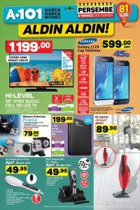 A101 6 Temmuz 2017 Aktüel Ürünler Kataloğu