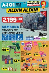 A101 13 Temmuz 2017 Aktüel Ürünler Kataloğu