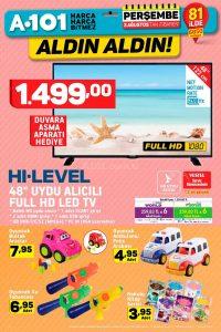 A101 3 Ağustos 2017 Aktüel Ürünler Kataloğu