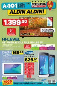 A101 26 Ekim 2017 Aktüel Ürünler Kataloğu