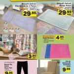 A101 Aktüel, 12 Nisan 2018 Perşembe Ev Tekstili Ürünleri