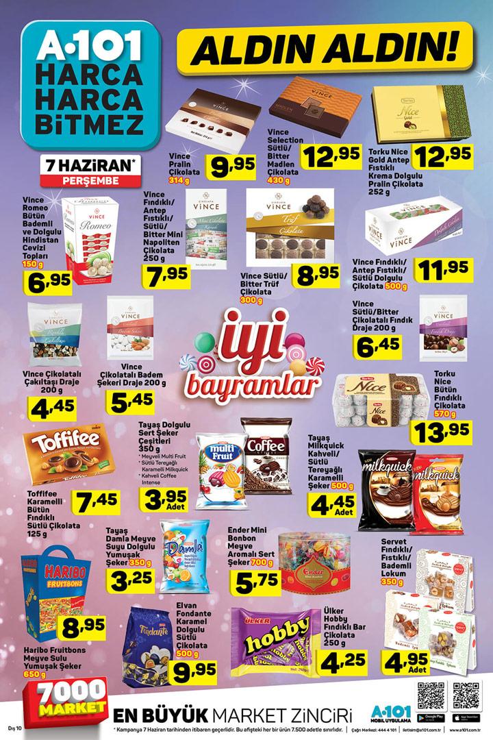 A101 Ramazan Bayramı 2018 Özel Aktüel Ürün Kataloğu