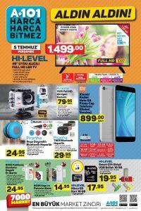 A101 5 Temmuz 2018 Aktüel Ürünler Kataloğu