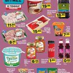 A101 12 Temmuz Aktüel Gıda Ürünleri Sayfası İndirimleri