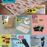 A101 9 Ağustos 2018 Aktüel Ürünler Kataloğu