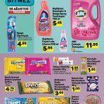 A101 Market 30 Ağustos 2018 Perşembe Temizlik Spot Ürünleri