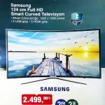 BİM 12 Ekim Aktüel Kataloğu Yeni Samsung TV