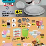 A101 15 Kasım Mutfak Ürünleri Aktüel Kataloğu